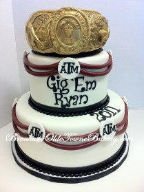 Aggie Ring Front
