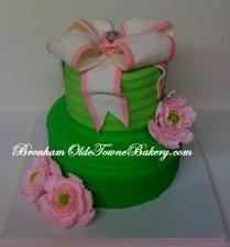 green gradient birthday