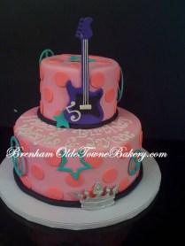 rock girl birthday