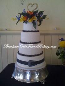 Western paisley Wedding