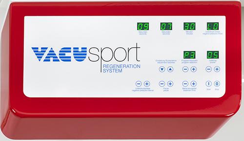 Vacusport® Regenerációs Rendszer