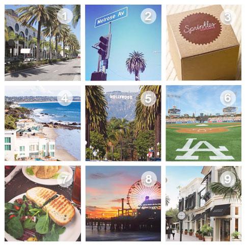 Places I Love in LA