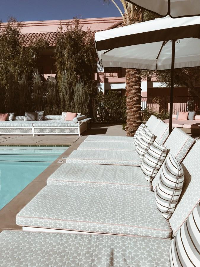 Palm Springs Valentine's Staycation - Chanfetti Blog