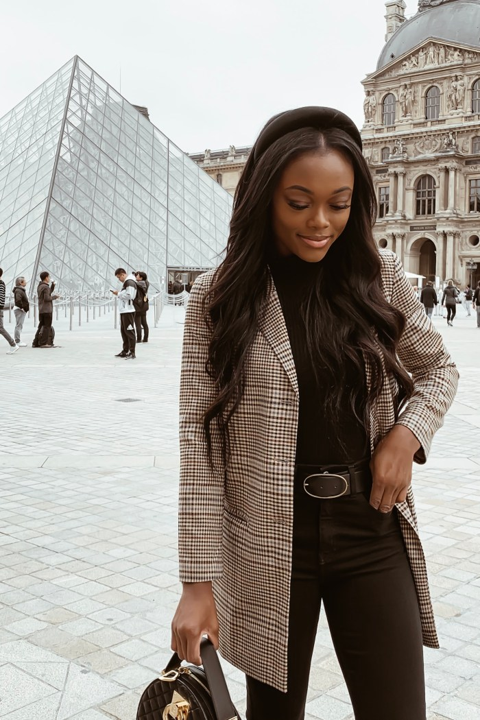 What I Wore in Paris