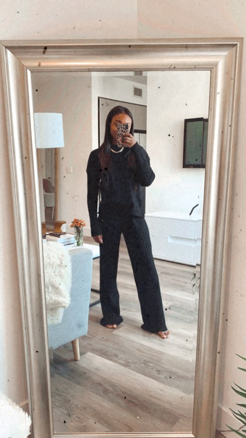 Loungewear Sets That Are Social Distancing Approved - Brenna Anastasia
