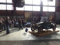 Einer der ältesten bekannten Brennabor zu Gast im Industriemuseum Brandenburg an der Havel, der Torpedo, Bj. 1911