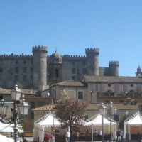 Bracciano: the lake, castle, and best lunch of all time?