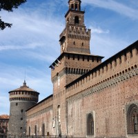 Milan's Castello Sforzesco and the last work of a Dying Michelangelo?: I am IN!