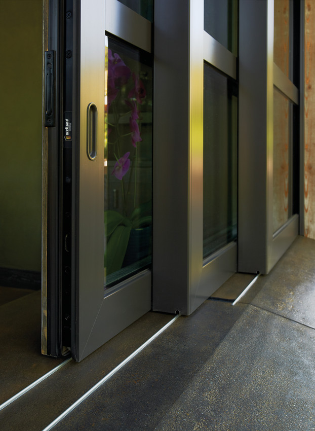 wheelchair accessible patio doors