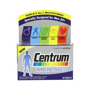 Centrum Men 50+ Multivitamin   Brennans Pharmacy
