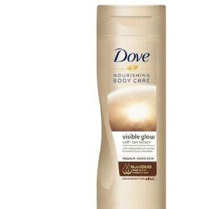 Dove Visible Glow Self-Tan Lotion (Medium to Dark) | Brennans Pharmacy