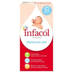 Infacol Simeticone Effective Colic Relief Drops (85ml)   Brennans Pharmacy