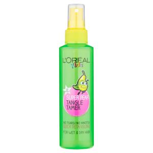 L'Oreal Kids Super Pear Tangle Tamer Spray   Brennans Pharmacy