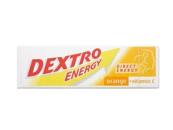 DEXTRO ENERGY ORANGE AND VITAMIN C TABLETS  (24's)