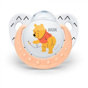 NUK SOOTHER CHAIN WINNIE THE POOH