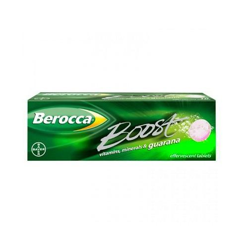 BEROCCA BOOST TABS (15'S)