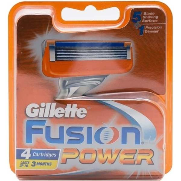 GILLETTE FUSION POWER BLADES