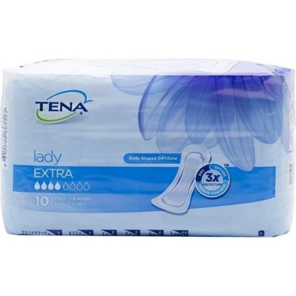 TENA LADY EXTRA (10'Ss)