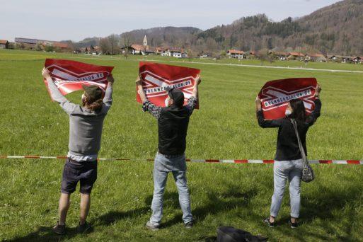 Protestwelle im Inntal bei Nussdorf. Quelle: Brennerdialog