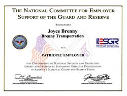2010 Patriotic Employer