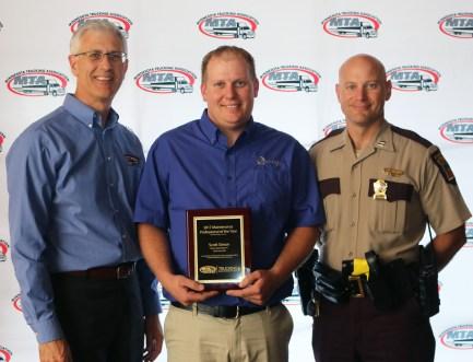 Scott - MTA Maintenance Professional of the Year