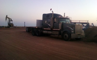 Oilfield in ND