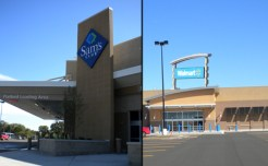 Sam's Club & Walmart, Sartell MN