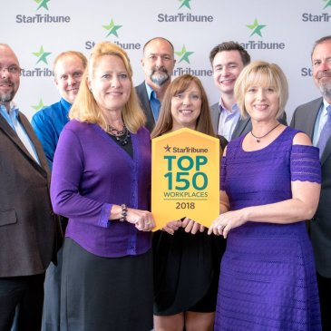 2018 TopWorkplace Awards
