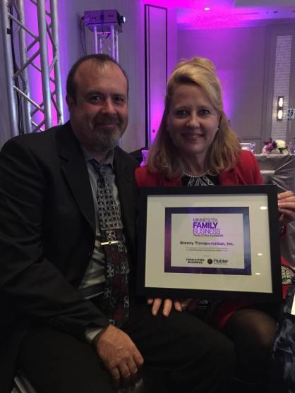 2018 MN Family Business Award