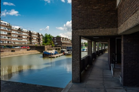 Brentford Dock an area rich in history nature and community Summer 2019 2