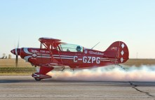 Pitts Takeoff