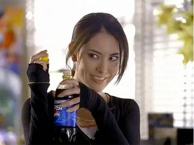 """Someone's Obsessed With """"That Pepsi Girl"""""""