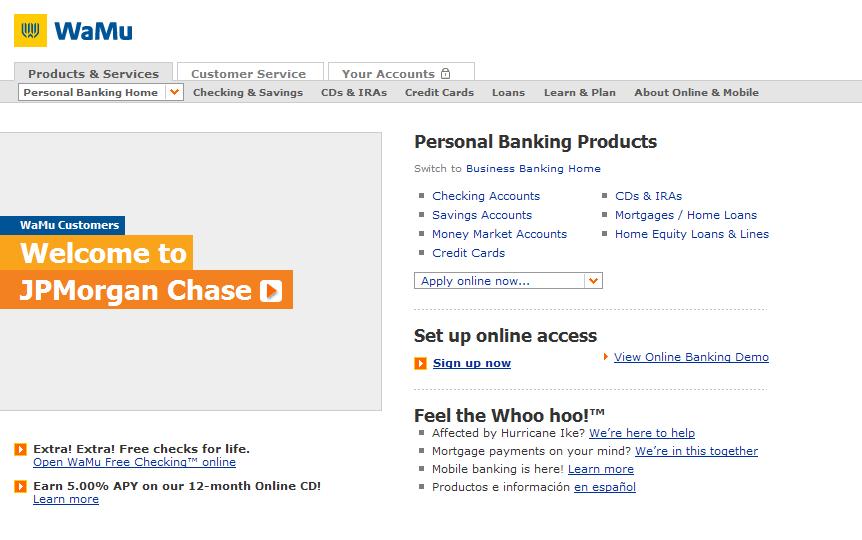 JPMorgan on Feeling Whoo Hoo