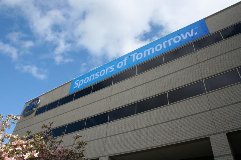 Intel: Sponsors of Tomorrow