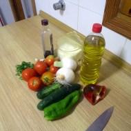 Gazpaco Ingredients