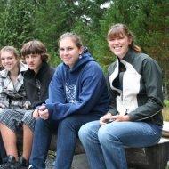 Mckenzie, Melissa, Trent, Sami, and Ashley