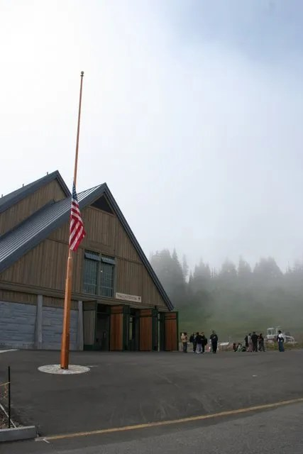 Jackson Visitor Center at Paradise