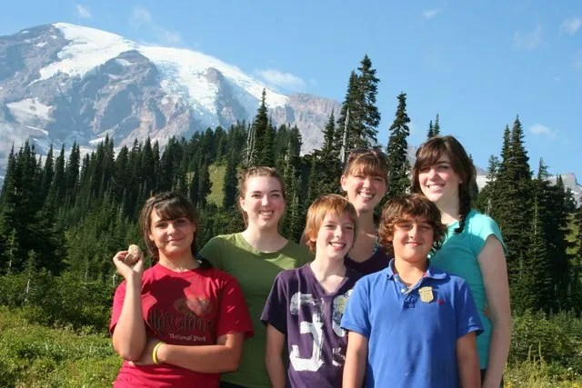 Mckenzie, Melissa, Jamison, Ashley, Todd, and Heather