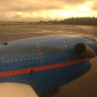 Preparing to Leave Hillsboro Airport