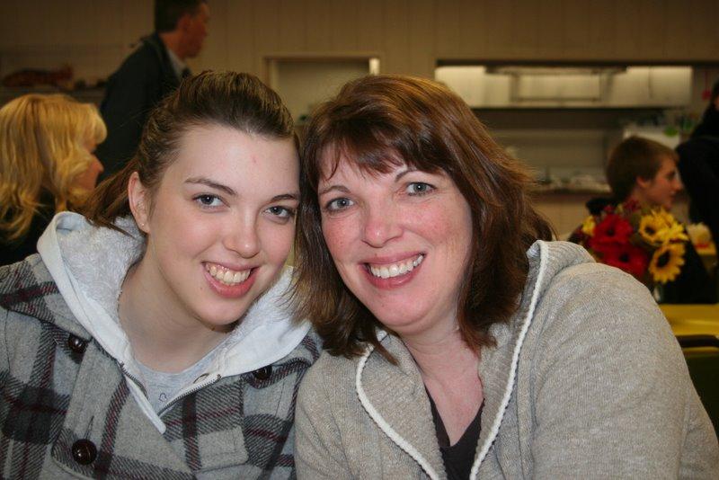Melissa and Suzi