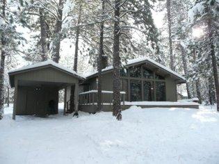 Our favorite little cabin
