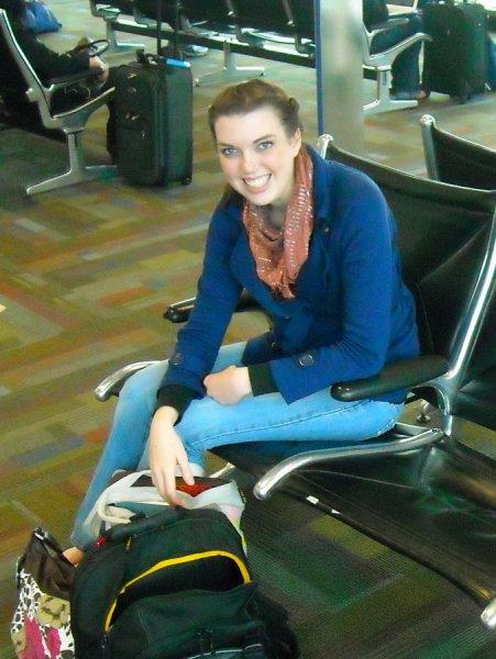 Melissa -- My Travel Companion