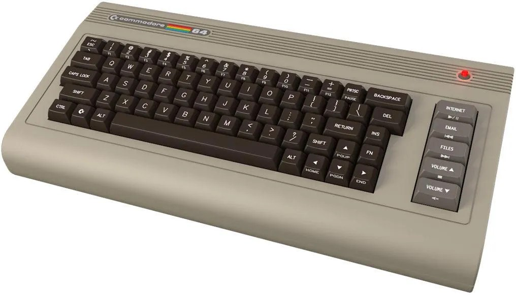 Commodore 64 Available Again