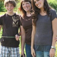 Jamison, Suzi, and Heather