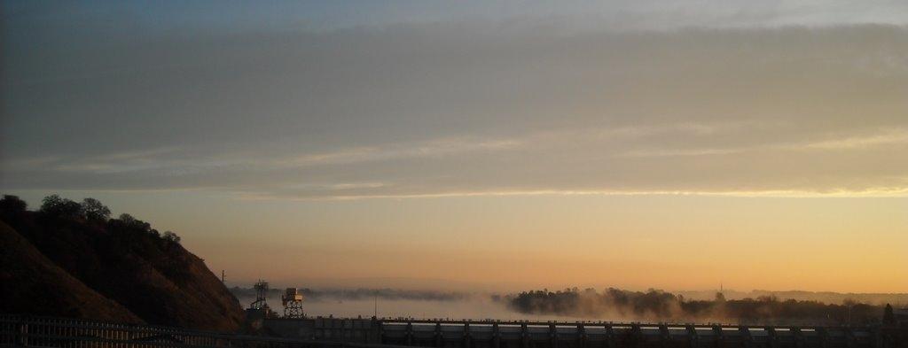 Good Morning, Nimbus Dam
