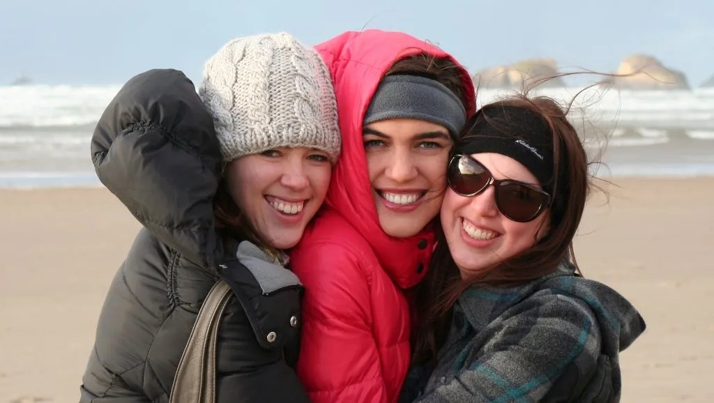 Ashley, Heather, and Melissa