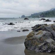 View from False Klamath Cove