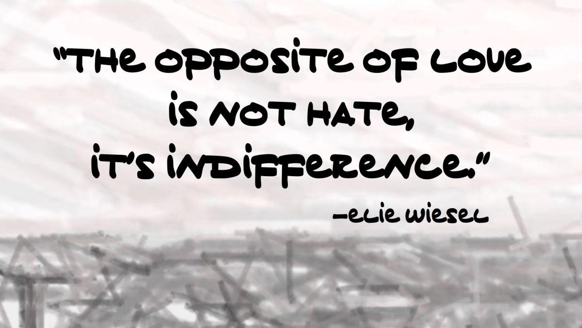 Elie Wiesel on Love