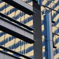 Park Avenue West building detail