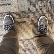 MSP carpet - halfway home